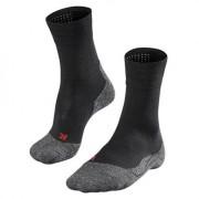 Falke TK2 Sensitive Women Trekking Socks Black