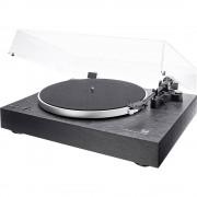 Dual DT 450 gramofon remenski pogon crna