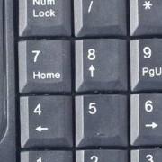 Gembird Číselná klávesnice Gembird KPD-UT-01 černá