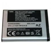 Samsung Ab483640bu - Batterie Pour Téléphone Portable Li-Ion 800 Mah - Pour Gt-B3310, C3050; Sgh-J600, J600e, J610, L600, M600, M610; Samsung / Adidas Sgh-F110