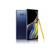 "Samsung Smartphone Samsung Galaxy Note 9 Sm N960f Dual Sim 6.4"" Dual Edge Super Amoled 512 Gb Octa Core 4g Lte Wifi 12 Mp + 12 Mp Android Refurbished Ocean Blue"