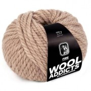 LANG Yarns Fire von WOOLADDICTS by Lang Yarns, Beige