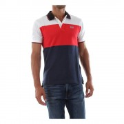 Levi's Levis 81852 - Sportswear Polo Polo Men White RED
