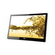"""AOC E1659FWU 15.6"""" Portable USB Monitor"""