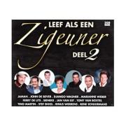 Various - Leef Als Een Zigeuner Deel 2 | CD