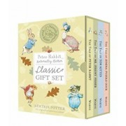 Peter Rabbit Naturally Better Classic Gift Set, Hardcover/Beatrix Potter
