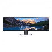 Monitor Dell 49 inch U4919DW Curved,IPS,5120 x 1440 at 60Hz,350 cd/m2