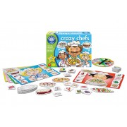 Crazy Chefs Matching Game by Orchard Toys