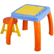 Pilsan - Детска маса за рисуване със столче 03409