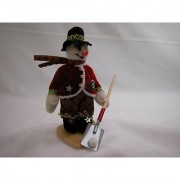 World of Miniature Bears 3.25 Plush Bear Jack Frost #832 Collectible Miniature Made by Hand