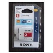 Sony Np Bg1 Infolithum Rechargeable Battery