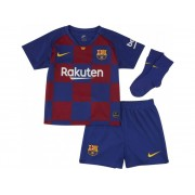 Nike FC Barcelona Thuis Baby Set 2019-2020 - Blauw - Size: a 3-6 Maanden