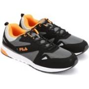 Fila Sneakers For Men(Black, Grey)