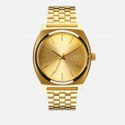 Nixon The Time Teller Watch - Gold