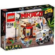 LEGO Ninjago: City Üldözés 70607