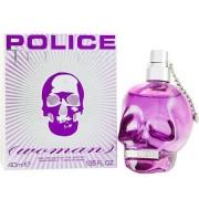 Police to be woman eau de parfum 40ml spray