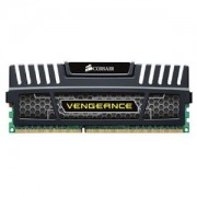 Memorie Corsair Vengeance 8GB DDR3, 1600MHz, PC3-12800, CL10, CMZ8GX3M1A1600C10