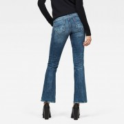 G-Star RAW Midge Skinny Bootcut Jeans - 31-26