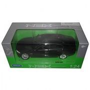Welly 2010 BMW (F10) 535i 5 Series 1/24 Scale Diecast Model Car Black