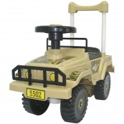 Carrito Montable MyToy Rocky..