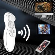 Tech Gear Game Handle for VR Box Controller Wireless Bluetooth Remote Pad Joystick