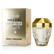 Lady Million Eau My Gold! Eau De Toilette Spray 50ml/1.7oz Lady Million Eau My Gold! Тоалетна Вода Спрей
