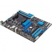 Asus M5A97 LE R2.0 moderkort, AMD 970/SB950-chipset, Socket AM3+, ATX, GBLAN, 1x