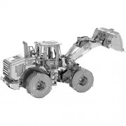 Fascinations Metal Earth CAT Wheel Loader 3D Metal Model Kit