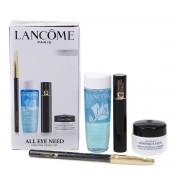 Lancome all eye need kit gift set 5 ml advanced genifique eye cream + 30 ml bi-facil eye makeup remover + 2 ml hypnose mascara + crayon khol noir
