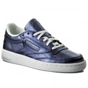 Обувки Reebok - Club C 85 S Shine CM8687 Royal Dark Blue/White