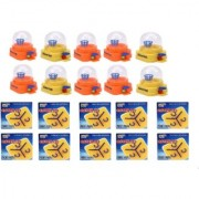Virgo Toys Mini Basketball and Catch - It (Combo) - Pack of 10