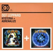 Def Leppard - Hysteria + Adrenalize (2CD)