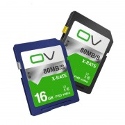 Meco OV X-Rate C10 U1 16GB Memory Card for DSLR Camera Photography Support 1080P 30FPS Video Taking