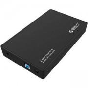 Кутия за диск Orico 3588US3 3.5 HDD/SSD, 3588US3-BK_VZ