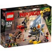 Lego The LEGO Ninjago Movie: Piranha Attack (70629)