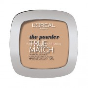 L´Oreal Paris True Match Super Blendable Powder 9g Грим за Жени Нюанс - D3-W3 Golden Beige