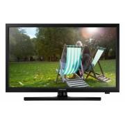 TV Monitor Samsung T28E310X 27.5 LED, HD (1366x768), Brightness: 250cd/m2, Contrast: 1000:1, Response time: 8ms, Viewing Angle: 178°/178° , 2xHDMI, USB, Stereo Speakers, DVB-T2/C, Black