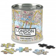 Puzzel City Puzzle Magnets London - Londen | Extragoods