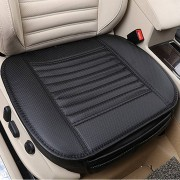 Meco Universal 3D Breathable PU Leather Car Seat Cover Pad Mat for Auto Chair Cushion
