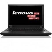 Laptop Lenovo Refurbished ThinkPad L540 15.6 inch Intel Core HD i5-4300M 8GB DDR3 128GB SSD Windows 10 Pro Black