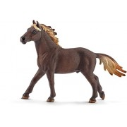 Schleich North America Mustang Stallion Toy Figure
