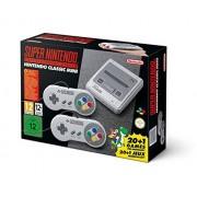 Nintendo Super Nintendo Consola SUPER NES Classic Mini [Importacin italiana]