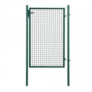 Градинска порта, 200 x 106 cm, Зелена