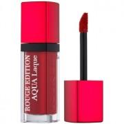 Bourjois Rouge Edition Aqua Laque barra de labios hidratante con brillo intenso tono 05 Red my lips 7,7 ml