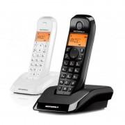 Motorola S1202 Dúo Negro y Blanco
