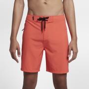 Boardshort Hurley Phantom One& Only 45,5 cm pour Homme - Rose