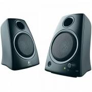 LOGITECH Speakers Z130 - BLACK - ANALOG - PLUGC - EMEA 980-000418