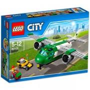 LEGO CITY: Teherszállító repülőgép 60101
