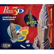Puzz3D Chrysler Building with Bonus American Radiator Building