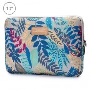 Lisen 10 inch Sleeve Case Ethnic Style Multi-color Zipper Briefcase Carrying Bag For iPad Air 2 iPad Air iPad 4 iPad New Galaxy Tab A 10.1 Lenovo Yoga 10.1 inch Microsoft Surface Pro 10.6 10 inch and Below Laptops / Tablets(Grey)
